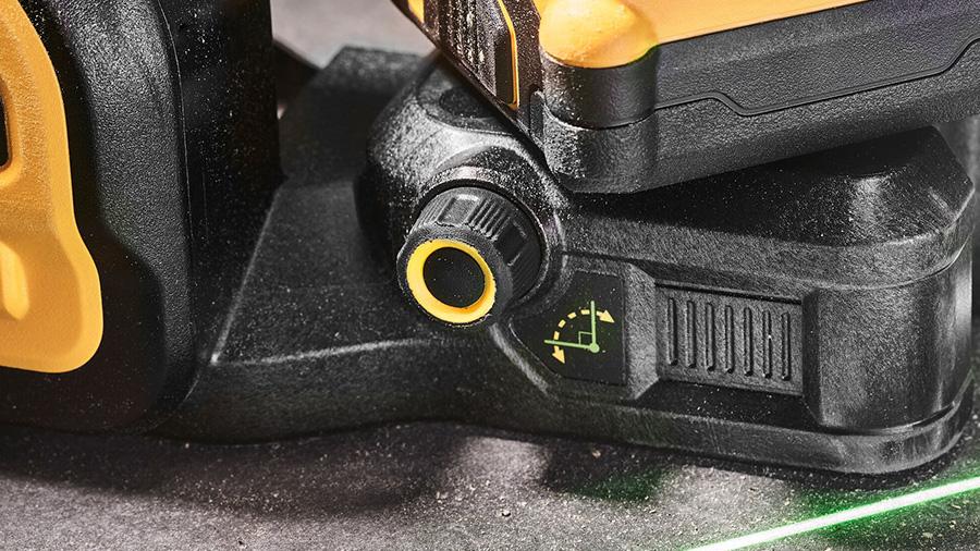 Laser multilignes DEWALT DCE089D1G18